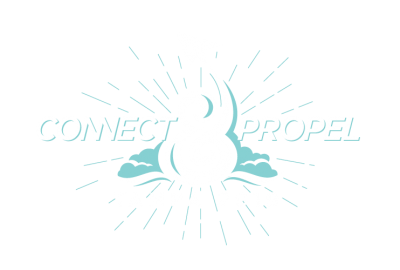 Connect & Propel Tampa Bay Logo