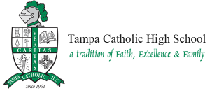 Tampa Catholic High School | Community Partner of Connect & Propel Tampa 2019